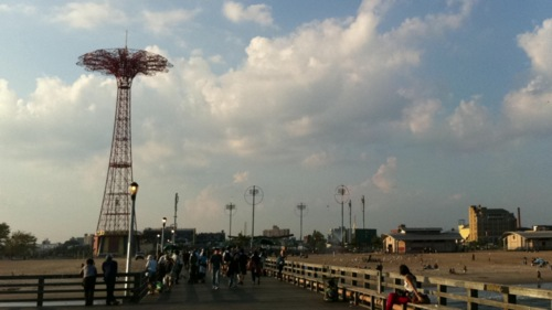 Coney Island Date 1