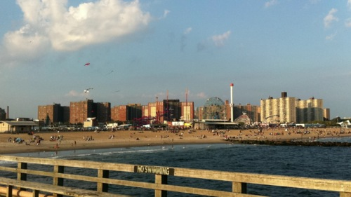 Coney Island Date 2
