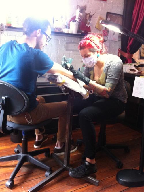 Tattoo Date 2