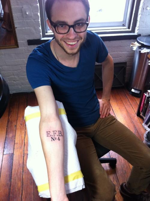 Tattoo Date 3